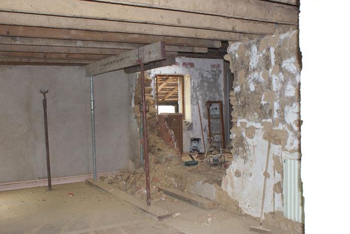 Smolec onderhoudsbedrijf klusjesman montagebedrijf woning huis dak dakkapel verbouwen interieur - Renovatie huis exterieur voor na ...